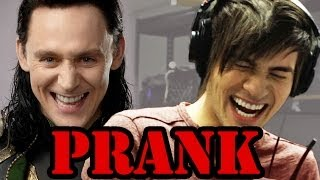 Download Loki Interview PRANK Video