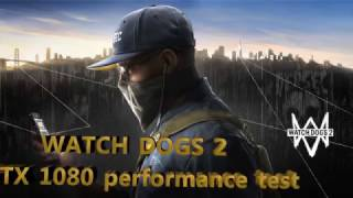 Download Watch Dogs 2(GTX 1080 performance test) 1080P Video