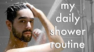 Download My Daily Shower Routine - Men's Morning Routine & Products 2017 ✖ James Welsh Video