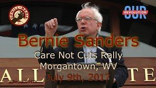 Download Bernie Sanders - Care Not Cuts Rally - Morgantown, WV - July 9th, 2017 Video