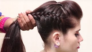 Download Beautiful Unique Hairstyle for Long Hair ★ Hairstyle Tutorials for Long Hair ★ Everyday Hairstyles Video
