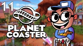 Download Northernlion Plays - Planet Coaster - Episode 11 [The Big Dipper] Video