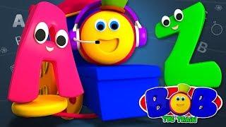 Download Bob The Train | Nursery Rhymes For Babies | Kindergarten Cartoons Video