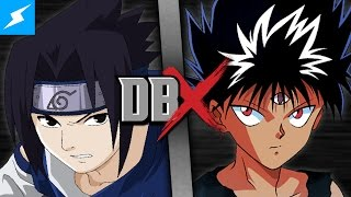 Download Sasuke VS Hiei (Naruto VS Yu Yu Hakusho) | DBX Video
