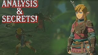 Download Breath of the Wild Game Awards 2016 Gameplay - Analysis & Secrets Video