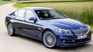 Download [4k] 335 km/h BMW Alpina B5 Biturbo Edition 50 ALL OUT (indicated=319 km/h GPS) German Autobahn Video