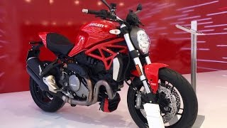 Download 2017 Ducati Monster 1200 & 1200S First View | EICMA 2016 Video