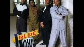 Download Rude boys - Written all over your face Video