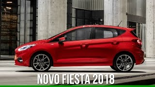 Download Novo Ford Fiesta 2018 | Motor1 Brasil | CARPLACE TV Video