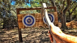 Download Throwing Axe Range Video