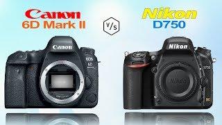 Download Canon 6D Mark II vs Nikon D750 Video