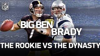Download Steelers vs. Patriots: Rookie Ben Roethlisbeger vs. the 21-Game Win Streak | NFL Highlights Video