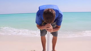 Download THE COOLEST SURF FISHING TRICK I HAVE EVER SEEN! Video