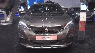 Download Peugeot 3008 GT 2.0 BlueHDi 180 S&S EAT8 (2018) Exterior and Interior Video