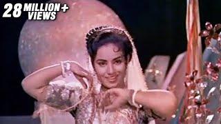 Download Hansta Hua Noorani Chehra - Superhit Evergreen Classic Hindi Song - Geetanjali & Mahipal - Parasmani Video