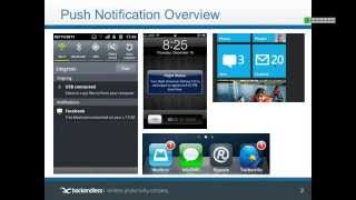 Download Backendless Push Notifications Video