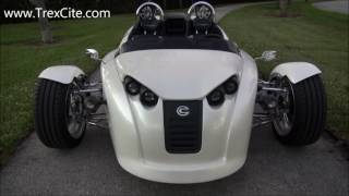 Download 2011 Campagna V13R w/Chrome Frame & Suspension TrexCite Video