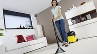 Download Karcher SE 5.100 Halı Yıkama Makinesi Video