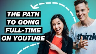 Download How to Make YouTube Your Full-Time Job — 7 Pro Tips Video