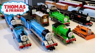 Download Thomas & Friends Train Collection - Bachmann HO Scale Video
