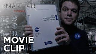 Download The Martian | ″Do The Math″ Clip [HD] | 20th Century FOX Video