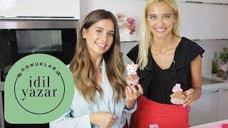 Download Çikolatalı Cupcake Nasıl Yapılır ? - Buse Terim - İdil Yazar Video