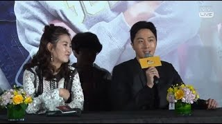 Download 161114 Jung Il Woo at STAR SHOP press conference - part2 Video
