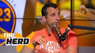 Download Doug Gottlieb on Westbrook's triple-doubles, Warriors, John Wall and more | THE HERD Video