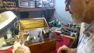 Download RADIO RECEPTOR GALENA año 1929 Video