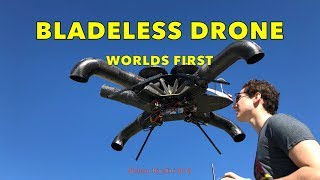 Download Bladeless Drone: First Flight Video