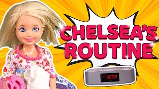 Download Barbie - Chelsea's Morning Routine | Ep.117 Video