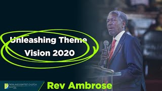 Download Unleashing Theme Vision 2020 19th Jan 2020 Video