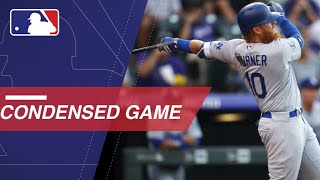 Download Condensed Game: LAD@COL: 9/9/18 Video