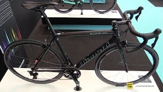 Download 2017 Bianchi Specialissima Road Bike - Walkaround - 2016 Eurobike Video