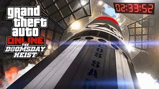 Download GTA 5 DOOMSDAY HEIST ENDING!! *MAKING MILLIONS + SAVING THE WORLD* (GTA 5 Online Heists) Video