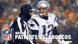 Download Patriots Clock Confusion! (Week 12) | Patriots vs. Broncos | NFL Video