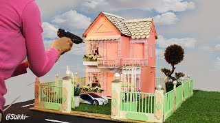 Download Eye-Catching Cardboard House | How to Make Paper Home | DIY Project Video