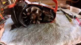 Download Homelite Chainsaw Repair and Carb Cleaning Video