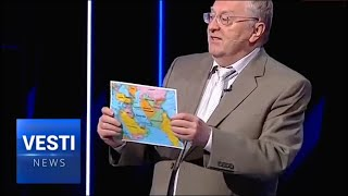 Download Zhirinovsky: Russia Must Brave For Massive Refugee Wave of Muslims From Next Middle-East War Video