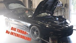 Download My Turbo Trans Am hits the dyno with NO INTERCOOLER!!! Video