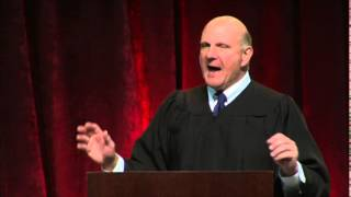 Download Steve Ballmer USC Commencement Speech | USC Marshall School of Business Graduate Commencement 2014 Video