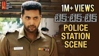 Download TIK TIK TIK Movie Best Scenes | Jayam Ravi Police Station Scene | Nivetha Pethuraj | STTV Films Video