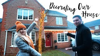 Download DECORATING OUR HOUSE & BREAKING THE CHRISTMAS TREE! | VLOG MAS Video