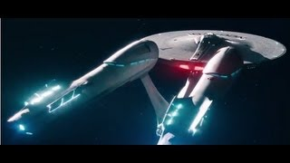 Download Star Trek Into Darkness Opening Enterprise Take-Off Scene - 1080p HD Video
