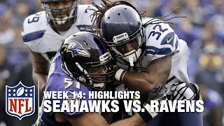 Download Seahawks vs. Ravens | Week 14 Highlights | NFL Video