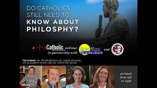 Download Do Catholics Still Need to Know About Philosophy? Video