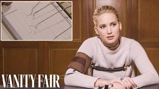 Download Jennifer Lawrence Takes a Lie Detector Test | Vanity Fair Video