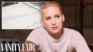 Download Jennifer Lawrence Takes a Lie Detector Test | Vanity Fair Video