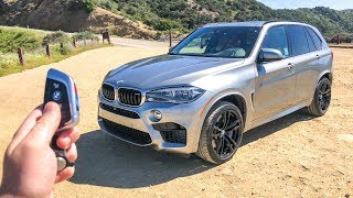 Download 2018 BMW X5M Review - Better Than A Cayenne Turbo S? Video