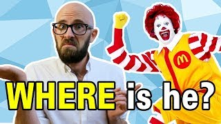 Download What Ever Happened to Ronald McDonald? (And the Bizarre Rules for Those Playing the Character) Video
